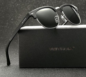 Supernova Aluminum Polarized Sunglasses-Sunglasses-BitTrend