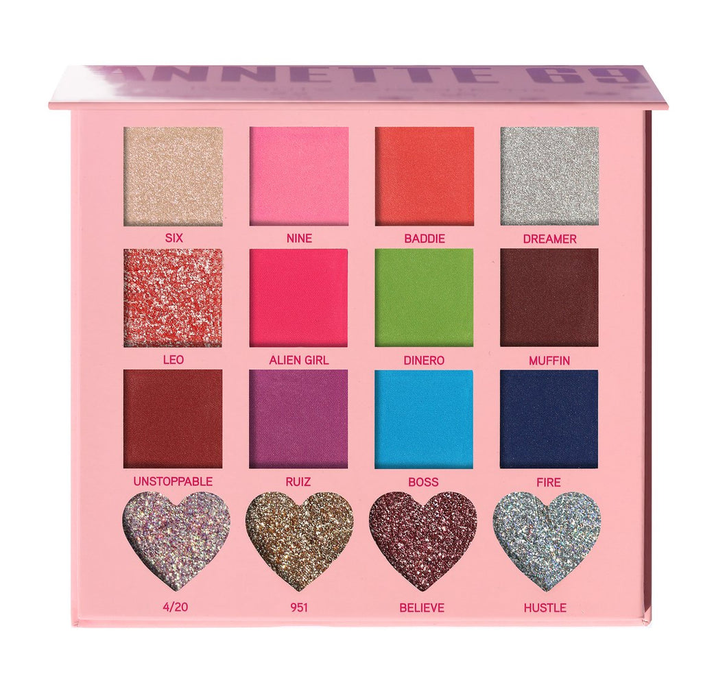 Beauty Creations-Annette 69 Palette
