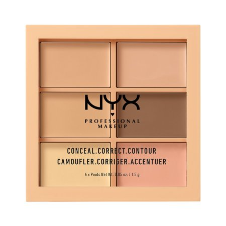 NYX-Light Concealer Palette