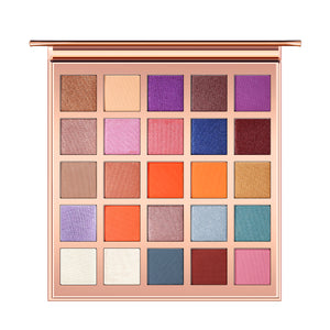 LURELLA - Eye shadow Palette – 25 Colors