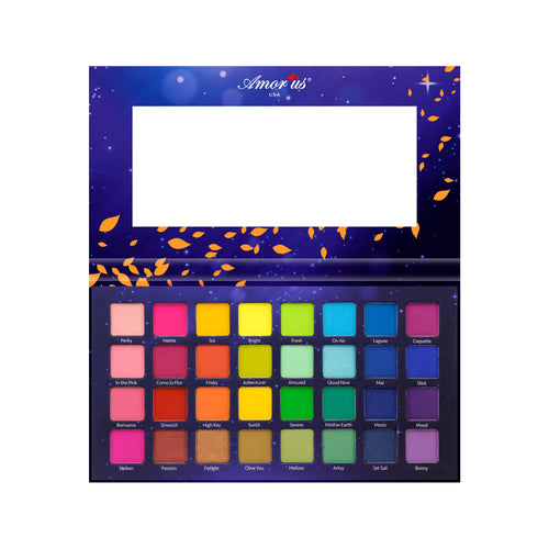 AMORUS - Remember Me - Pressed Pigment Palette