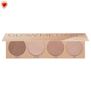 MOIRA - Glow Me Hard Highlighting Palette