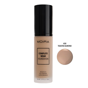 MOIRA - Complete Wear Foundation