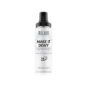 Milani Cosmetics-Make It Dewy Setting Spray