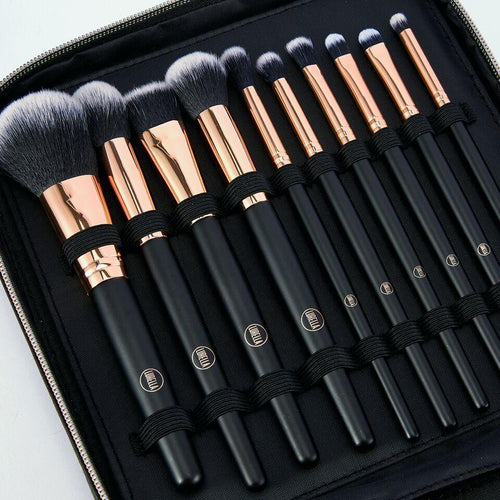 Lurella Cosmetics-10pc Brush Set