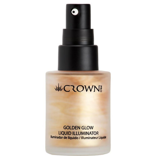 Crown Brush-Golden Glow Liquid Illuminator