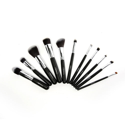 Beauty Creations Dark Night 12pc Brush Set