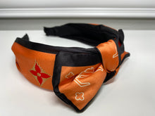 LV Orange Headband