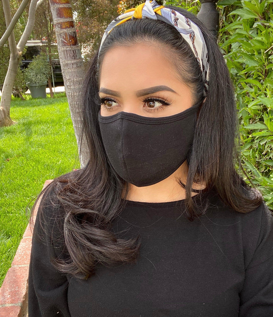 Adult-Face Mask (Various Colors Available)