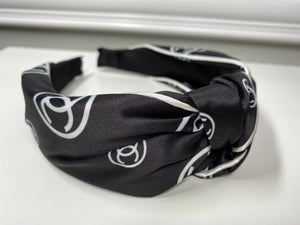 CC Black Headband