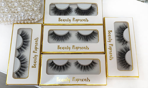 Beauty Pigments Mink Lashes