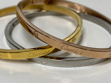 Cartier Set of 3 Bangles