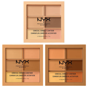 NYX-Color Correcting Concealers