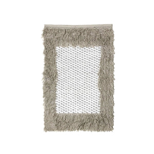 casa boho woven cotton fringe tassel textured bohemian neutral area rug mat home decor idea ideas tan beige taupe ivory cream