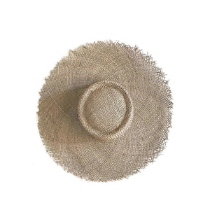 casa boho accessories hat wide brim straw seagrass woven handmade instagram beach vacation travel adjustable size