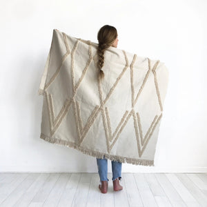 Handira Throw Blanket