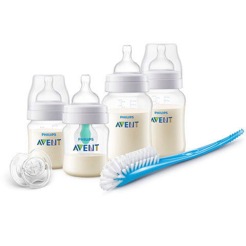 Philips Avent Set de regalo anticólicos con Sistema AirFree SCD807/00