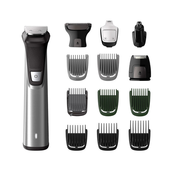 Maquina Para Cortar Cabello Barba Multigroom 14 En 1 Philips