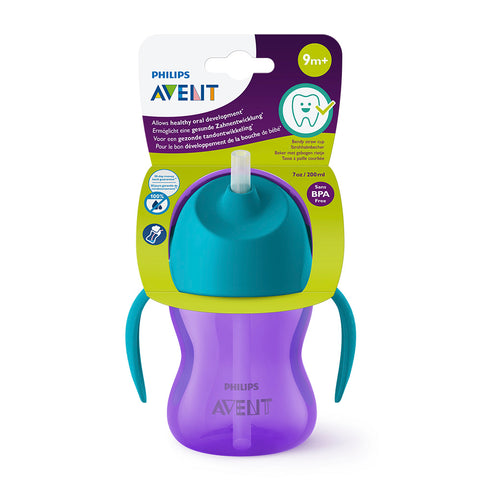 Philips Avent Vaso con bombilla flexible SCF796/02