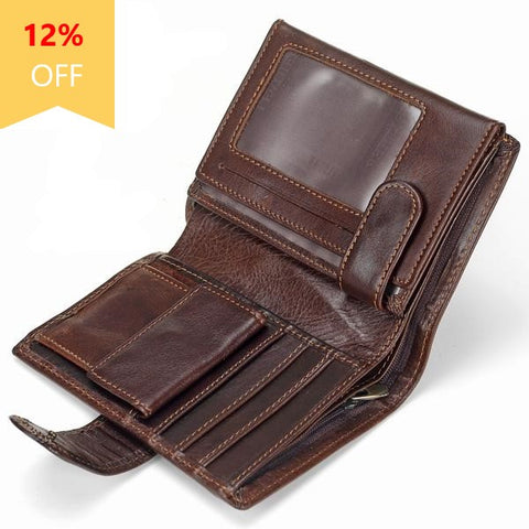 Multi-Slot Short Wallet