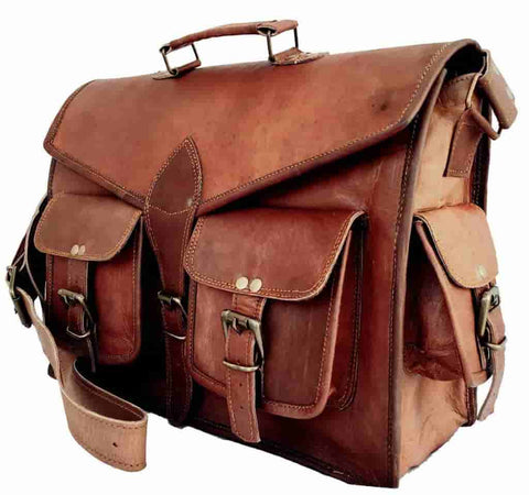Vintage Satchel Bag