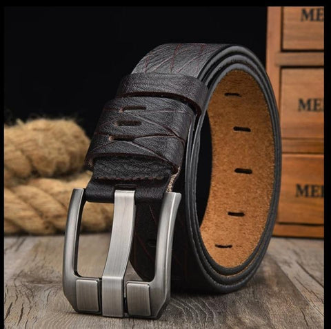 Comfy Leather Belt