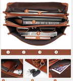 Anti-theft Briefcase