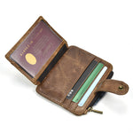 Card Case with Coin Purse