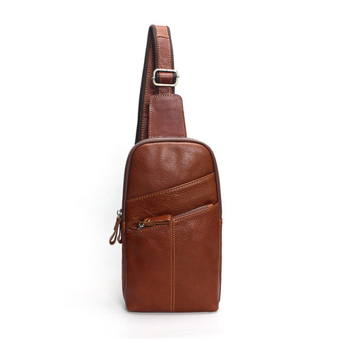Multi Pocket Chest Bag