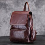 School Bag with Flap