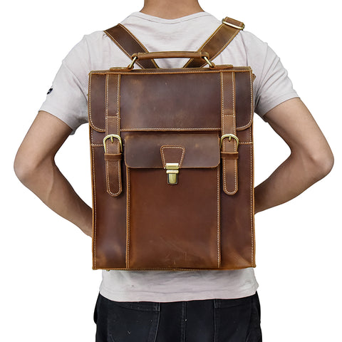 Box-type Backpack