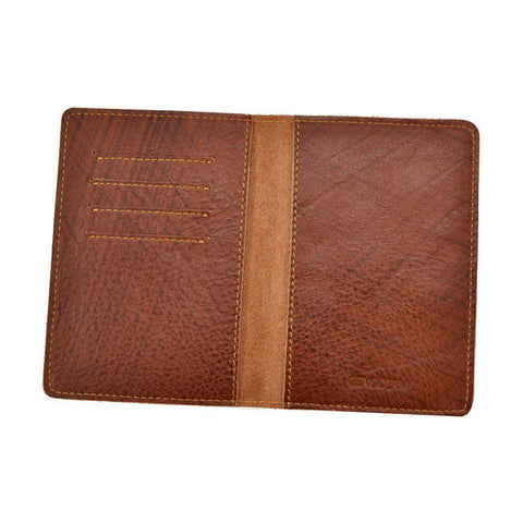 Passport Cover with Card Slots