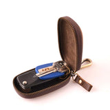 Simple Leather Key Case