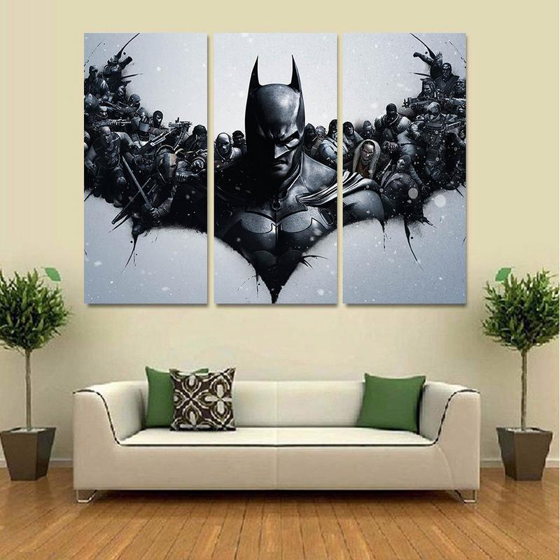 Batman - Kenyan Art
