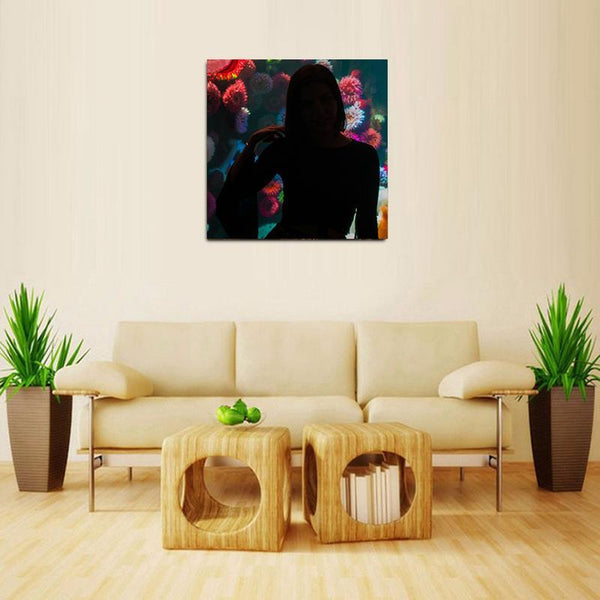 Coral Girl - WallArtKenya- Art Kenya