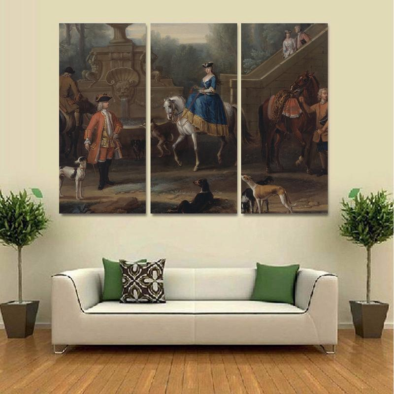 Fox Hunt - WallArtKenya- Art Kenya