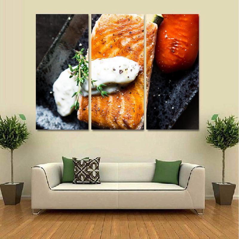 Grill And Dill - WallArtKenya- Art Kenya