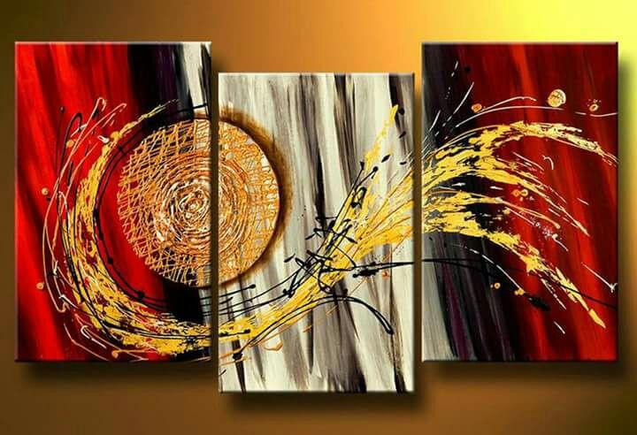 Hand Painted: Spiral - WallArtKenya- Art Kenya