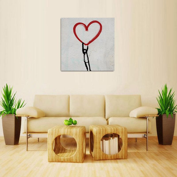 Love Floats - WallArtKenya- Art Kenya