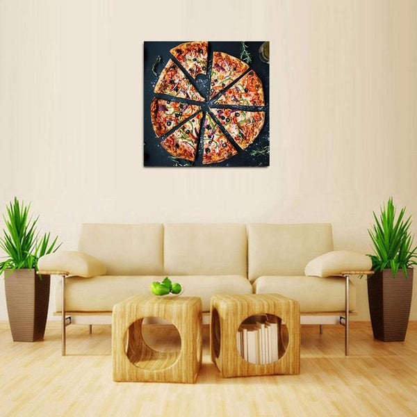 Pizza - WallArtKenya- Art Kenya