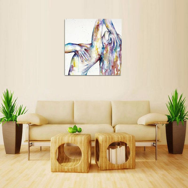 The Cleansing - WallArtKenya- Art Kenya