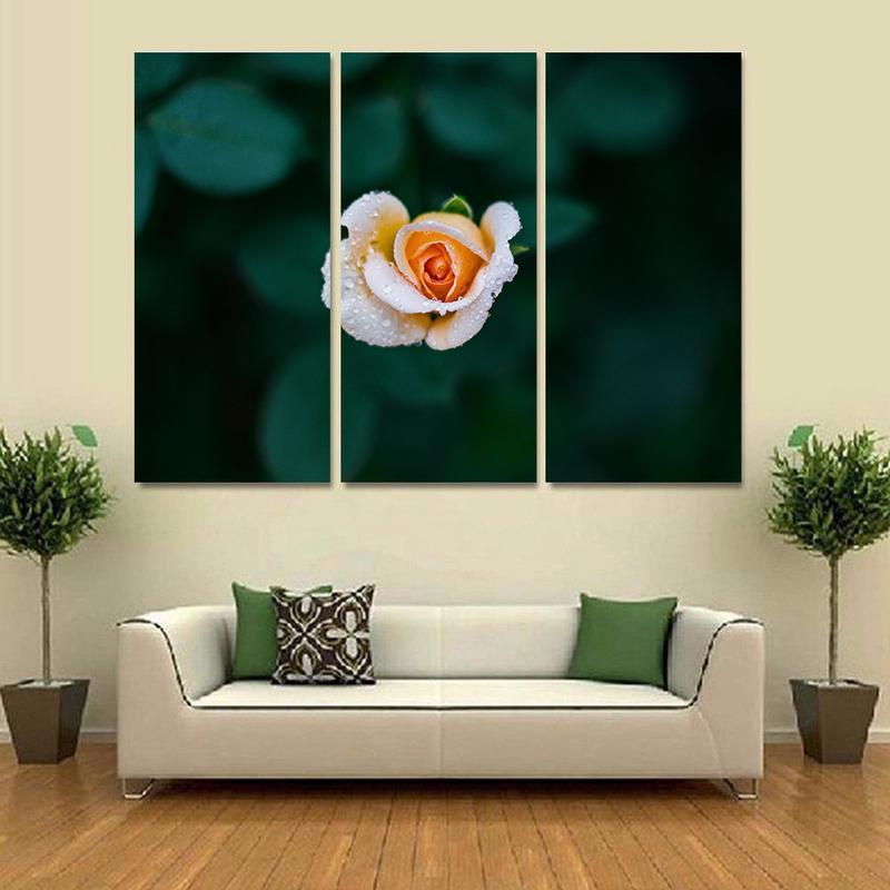 White Rose - Kenyan Art