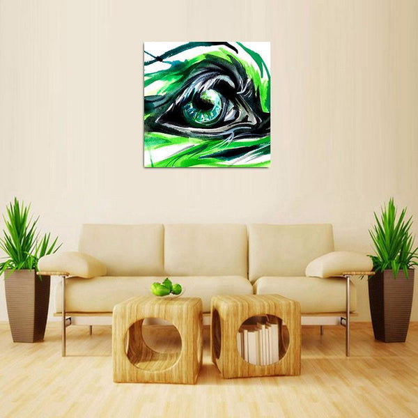 Wolf Eye - WallArtKenya- Art Kenya