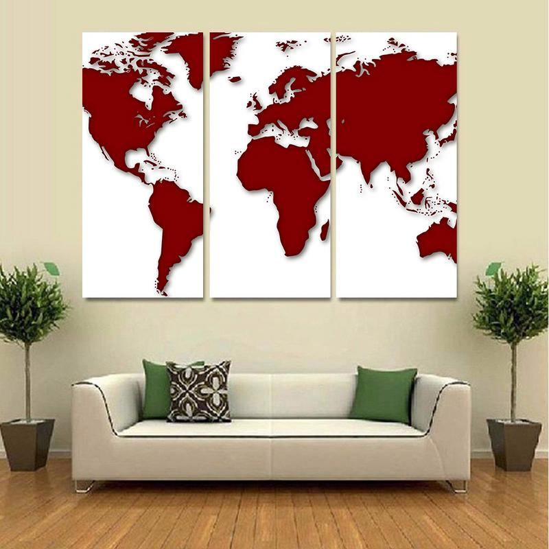 World Red - Kenyan Art