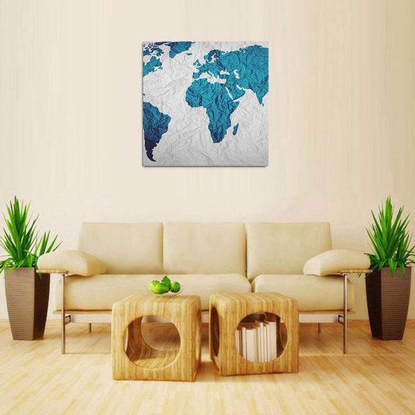 World Saphire - Kenyan Art