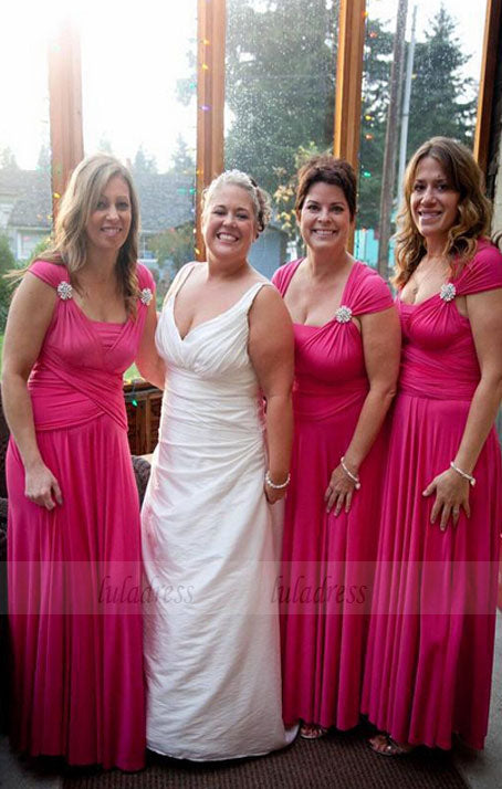 chiffon bridesmaid dress,cheap bridesmaid dress,BD99862