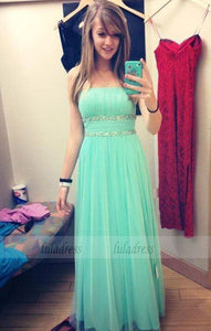 Sweetheart Evening Gowns,Modest Formal Dresses,Beaded Prom Dresses,BD99332