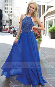 Sexy Prom Dresses,Spaghetti Straps Evening Dresses,New Fashion Prom Gowns,BD98373