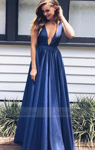 V-neck Formal Dresses Sexy, Girls Evening Gowns,BD98486