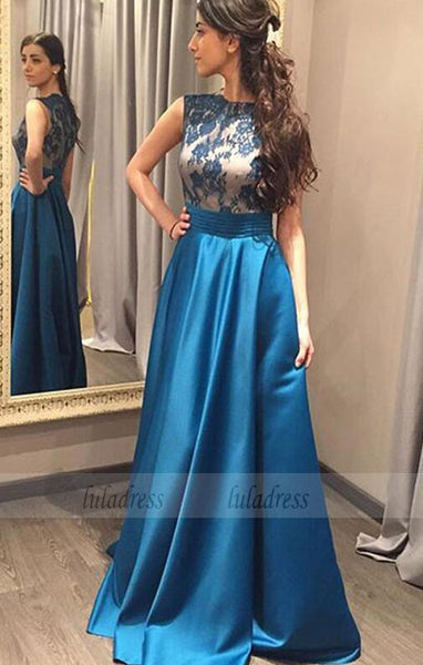 Lace Evening Gowns,Lace Party Dress,Prom Gown For Teens,BD99324